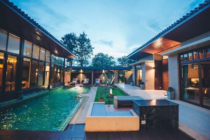 Villa Alisala - Private pool villa