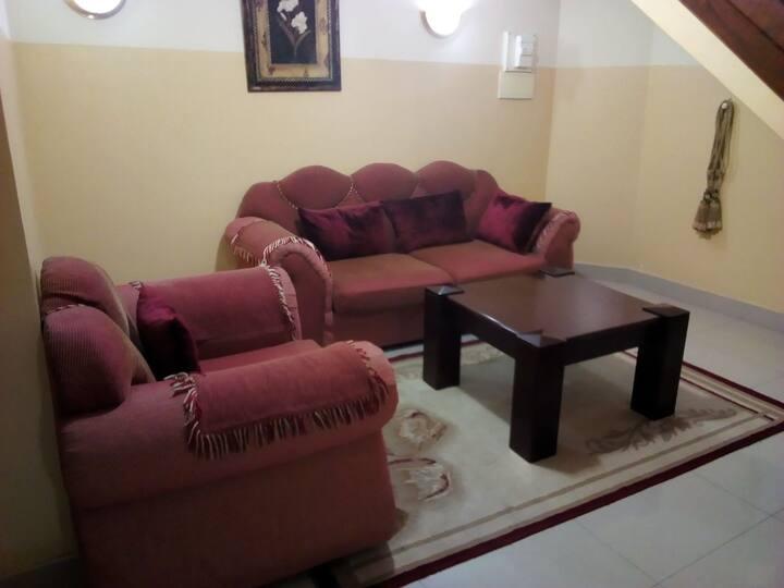 Logement meublé flambant neuf à Brazzaville
