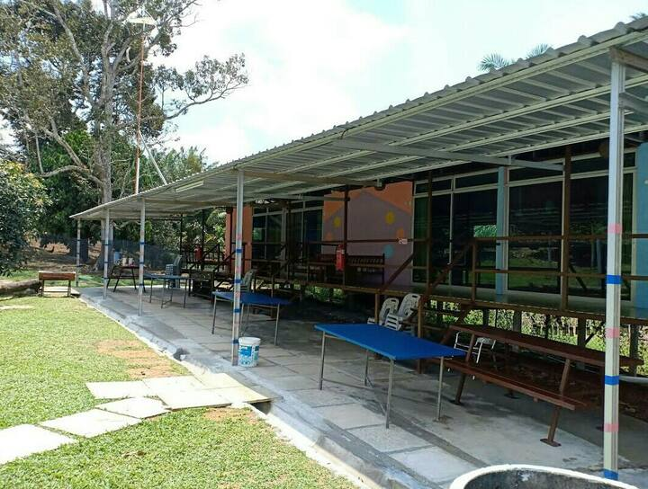 WAN FAMILY KAMPONG STAY (Cabin house - 4 units)