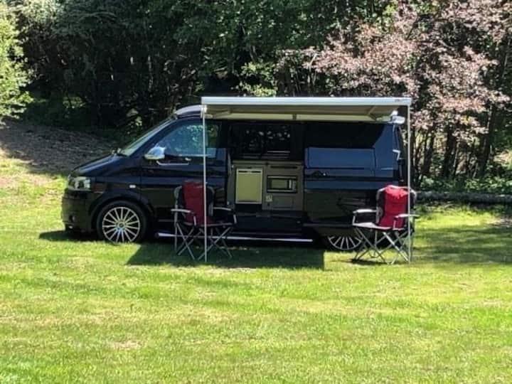 On site Campervan stay