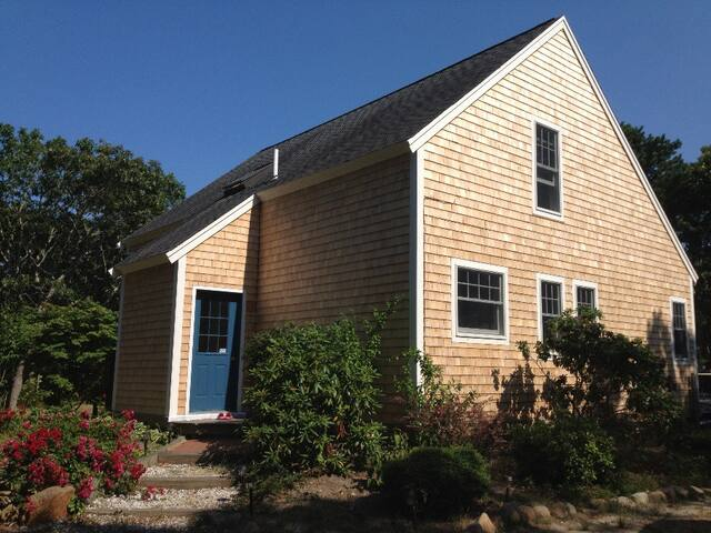 Clean and Lovely Edgartown Post & Beam Sunny Home - Edgartown - House