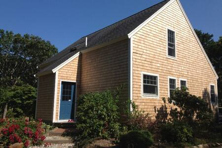 Clean and Lovely Edgartown Post & Beam Sunny Home - Edgartown - Maison