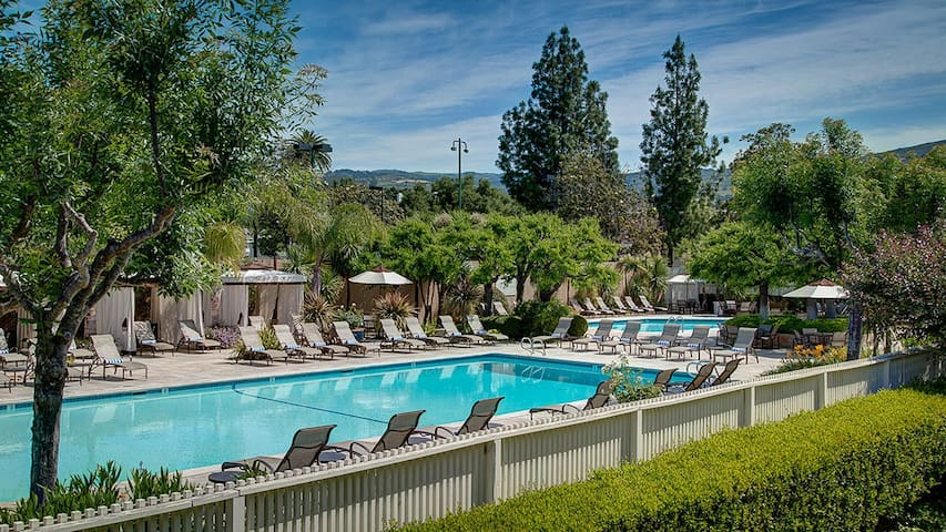 ★ Gorgeous Stay in Napa Resort ★