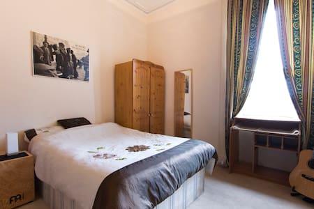 Cosy double bedroom - Glasgow - Huoneisto