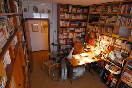 Foresteria Biblioteca Firenze. Library of Florence - Signa - Apartment-Hotel