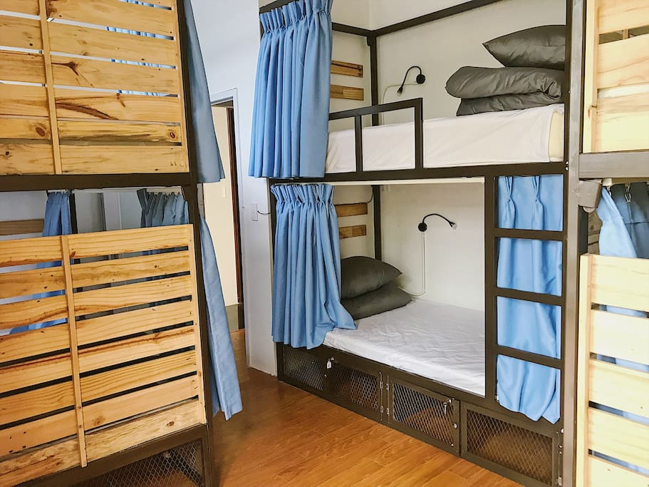 ToTo hostel - Da Nang - Bed in 6-Bed Male Dormitory RoomRoom