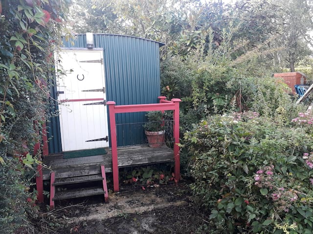 Aldbourne - Shepherd's Hut.