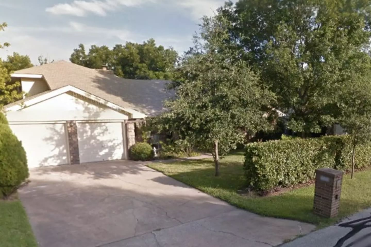 Nice Clean Family House, front view