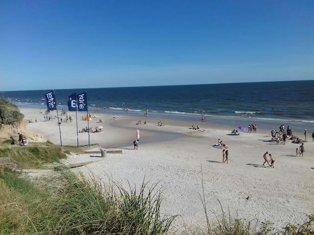 Playa bajada parador El Timón