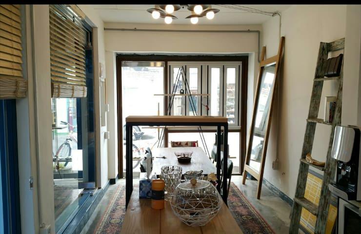 (큰주댕이-별님방) 아늑함과 편안함이 있는 방 (침대, 셀프조식제공) - Wansan-gu, Jeonju - Huis