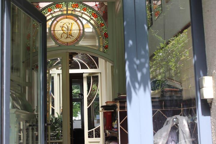 2-persoonskamer in Borgerhout - Antwerpen - Hus