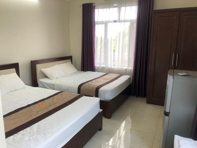 Hotel 2 beds - Twin room