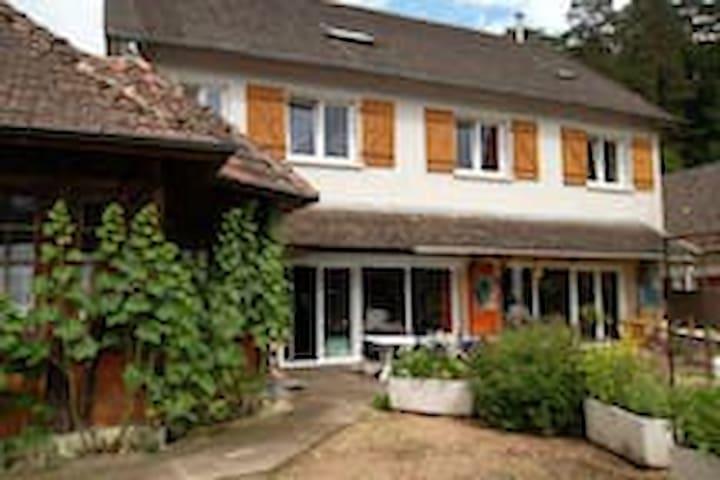 Chambre tout confort à Saint-Honoré-les Bains - Saint-Honoré-les-Bains - House