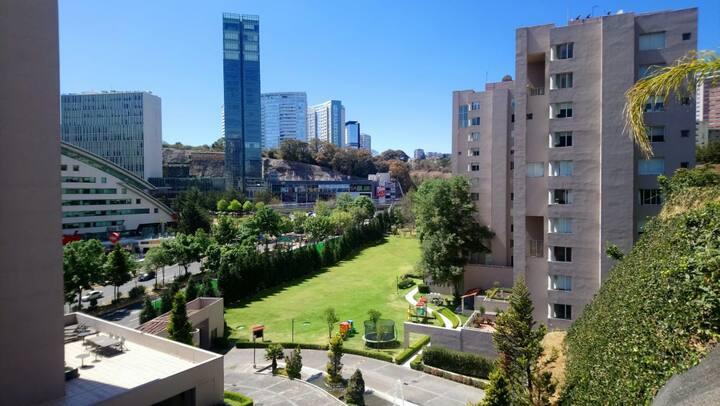Penthouse con terraza en Santa Fe