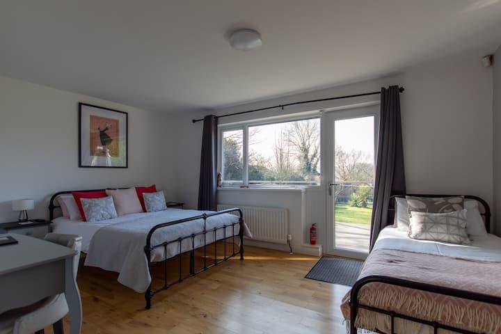 My Way Guest House Cuthbert Room En suite