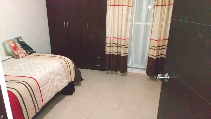 Acogedora  habitación CDMX.