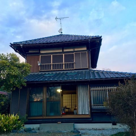 Japanese traditional old house&nature 【Wifi】 - Hino-shi - House