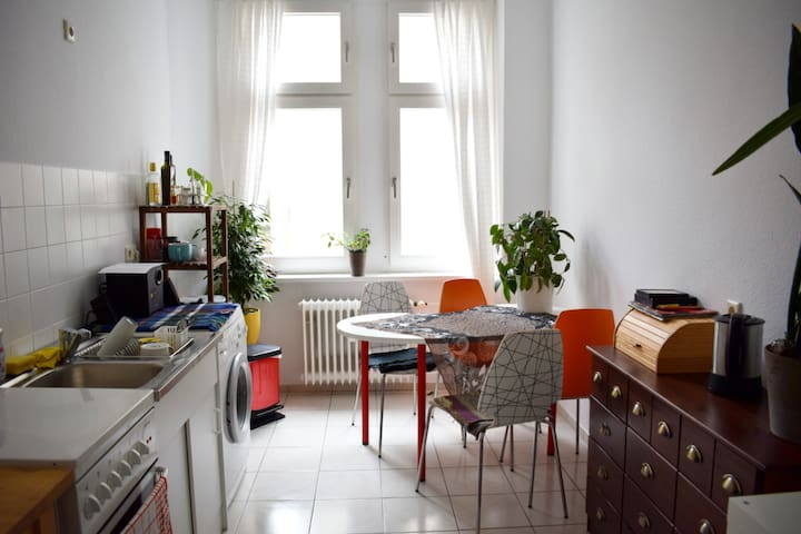 Welcome to Berlin /quite and cosy room in Steglitz - Berlín