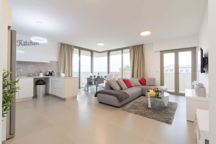 Fabulous view over the Temple Mount, 2 bedrooms