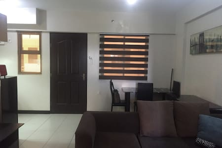 Modest condo near airport & malls - Las Pinas City