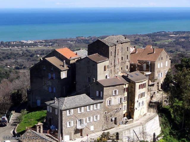 Séjour authentique au cœur de la montagne Corse