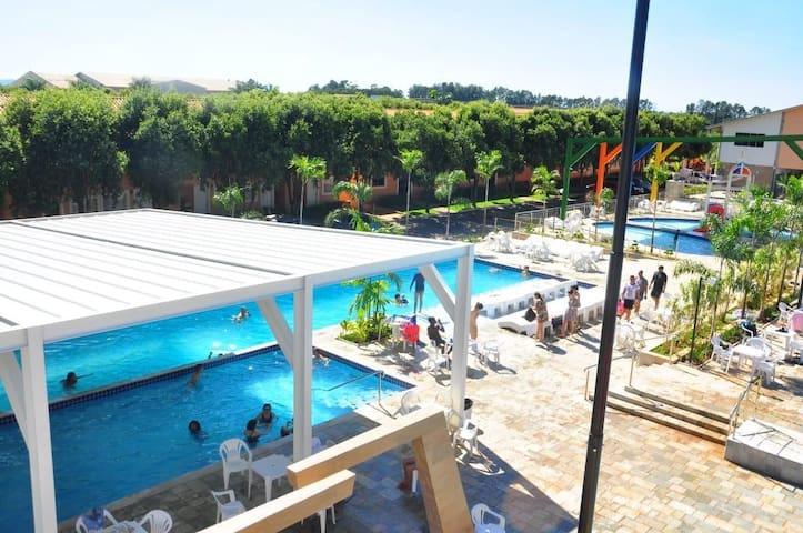 Apartamento em hotel  Diroma Fiori.