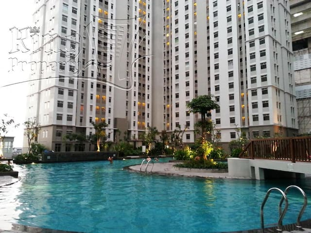 Cozy Affordable Studio Apartment - Penjaringan - Byt