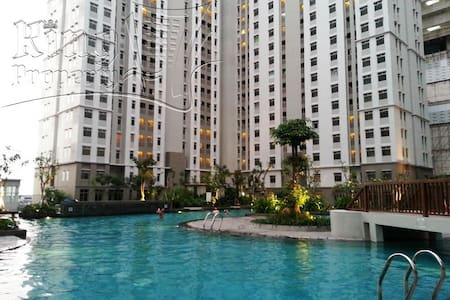 Cozy Affordable Studio Apartment - Penjaringan