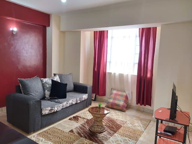 Entire flat- 1Bedroom spacious apartment with view