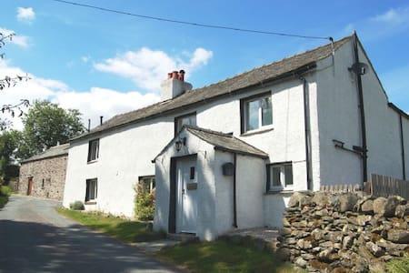 C17th Lakes farmhouse near Aira Force & Ullswater