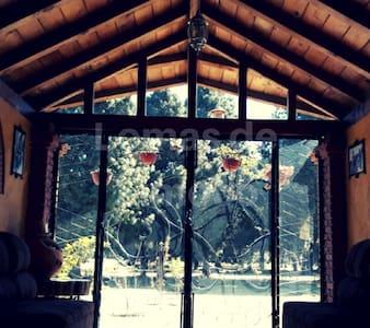 Cabaña con servicios de temazcal, masajes y comida - Cabana