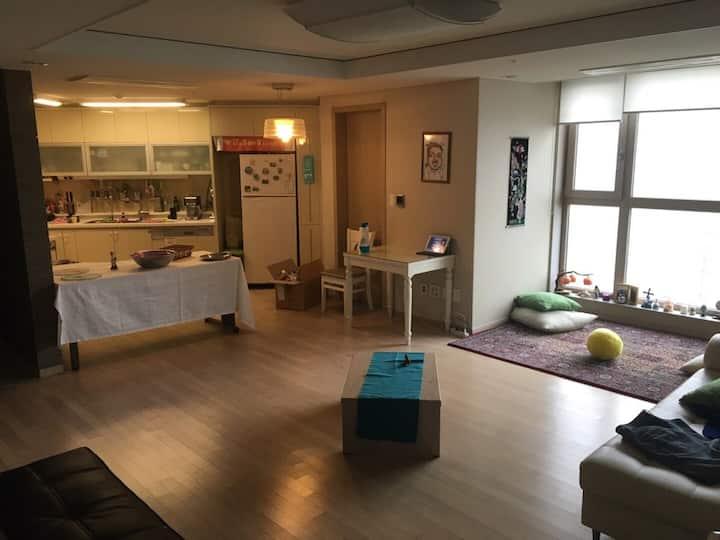Apartment @ Samgakji,Seoul [Nov18,2019-Feb17 2020]