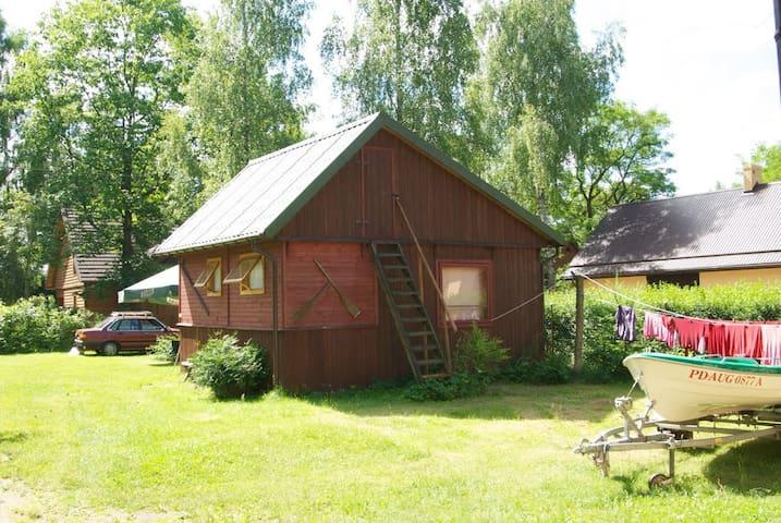 Augustów Przewięź Sejny Jezioro Studzieniczne - Gruszki - Guesthouse