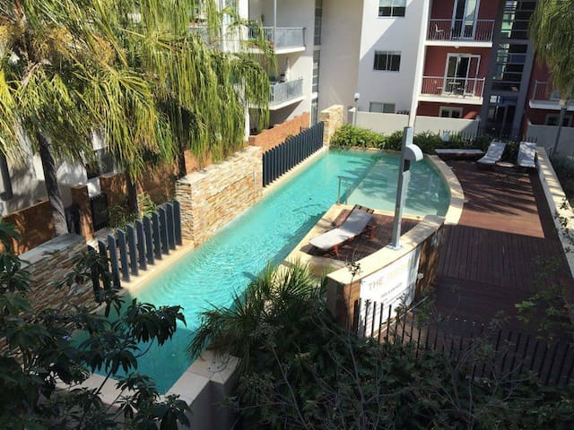 Boutique One Bedroom Apartment - Fortitude Valley - Apartment