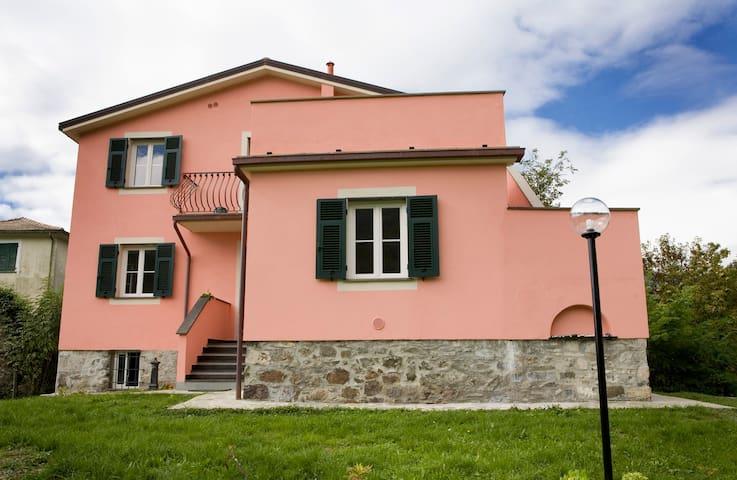 Casa per vacanze Poggio a Temossi - Borzonasca - Apartament