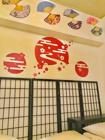 Hakozaki/2 min to subway station+free wi-fi 32