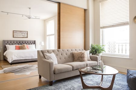 Sophisticated 1BR in C.B.D.