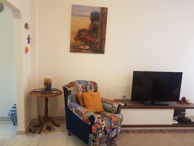 Comfy and cozy 2 bedrooms apartment_Ponta Vermelha