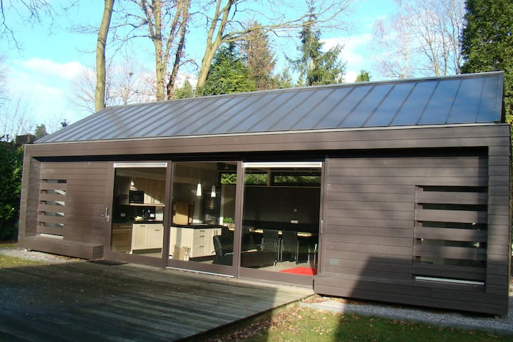 Holiday home with sauna, in the outskirts of the Brabant Haaren