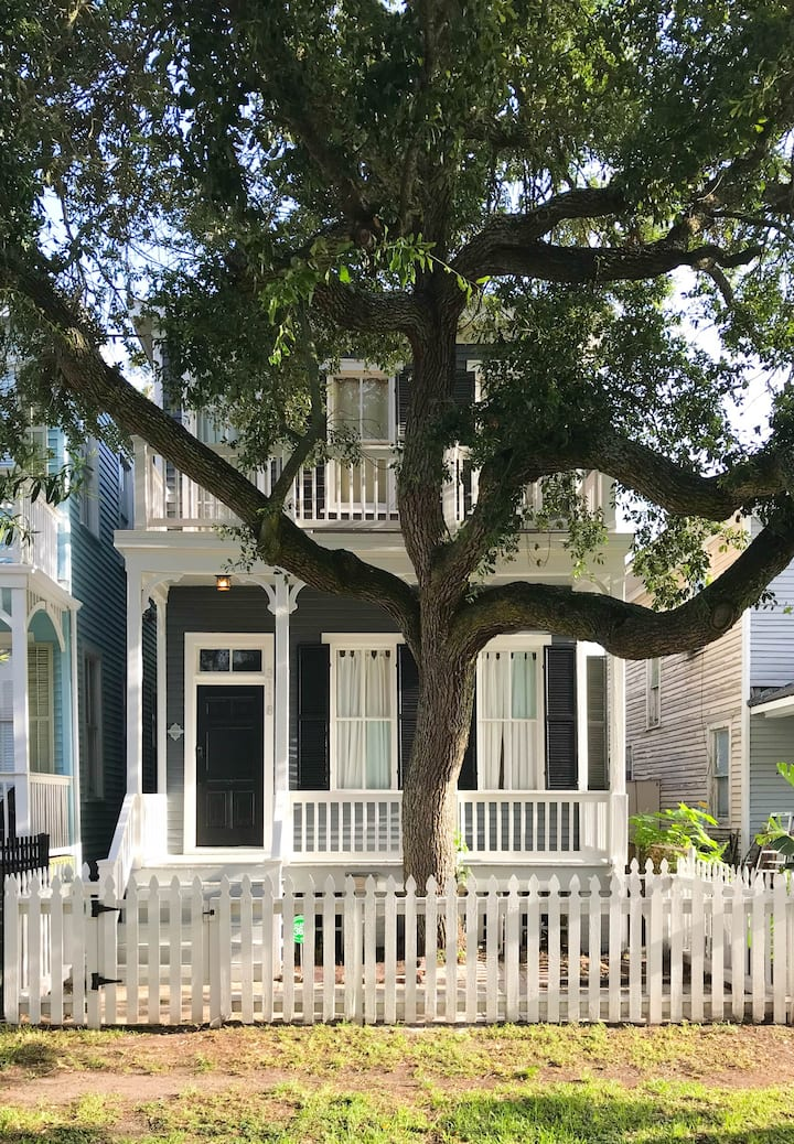 Historical Galveston Home