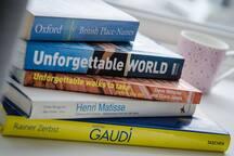 Books to peruse