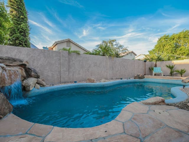 Newer Home in Old Town Scottsdale