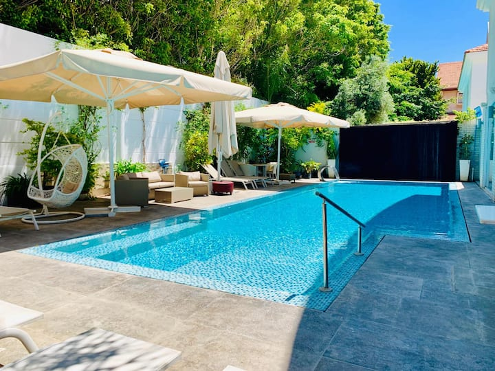Outstanding Villa with Heated Swimming Pool