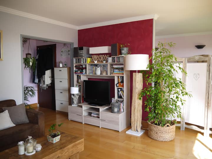 Appartement 82 m2 bords de Marne