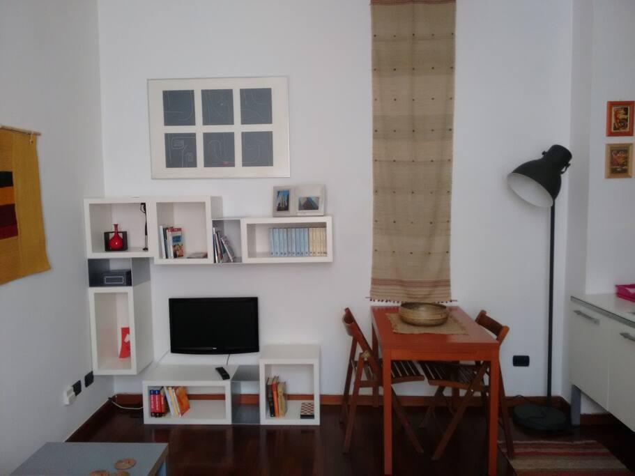 Zona Living Living room detail
