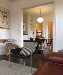 Hip + Central Bremerton Apartment