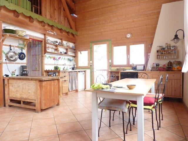 La belle maison des Grangettes