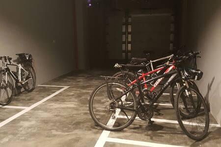 Garage  Backers room - Xiangshan District - 独立屋