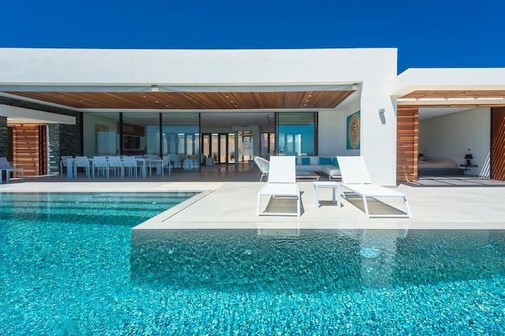 Villa Ô, luxueuse propriété avec piscine