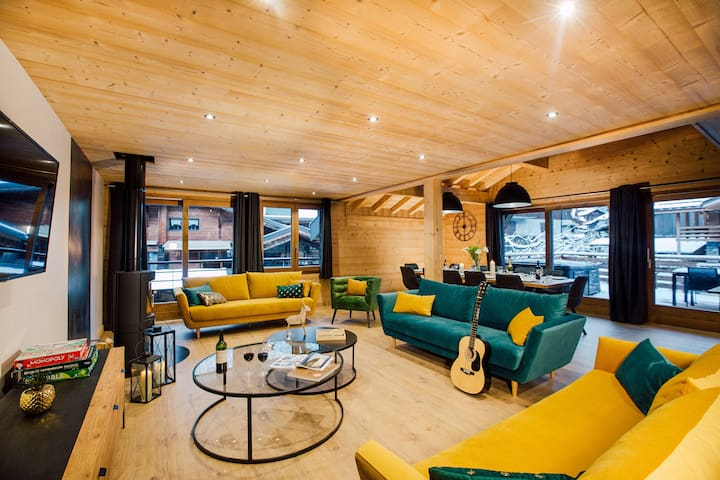 Chalet Harmonie - Super central. Seriously stylish